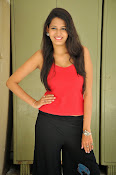 Swetha Jadhav glam pics in red top-thumbnail-15