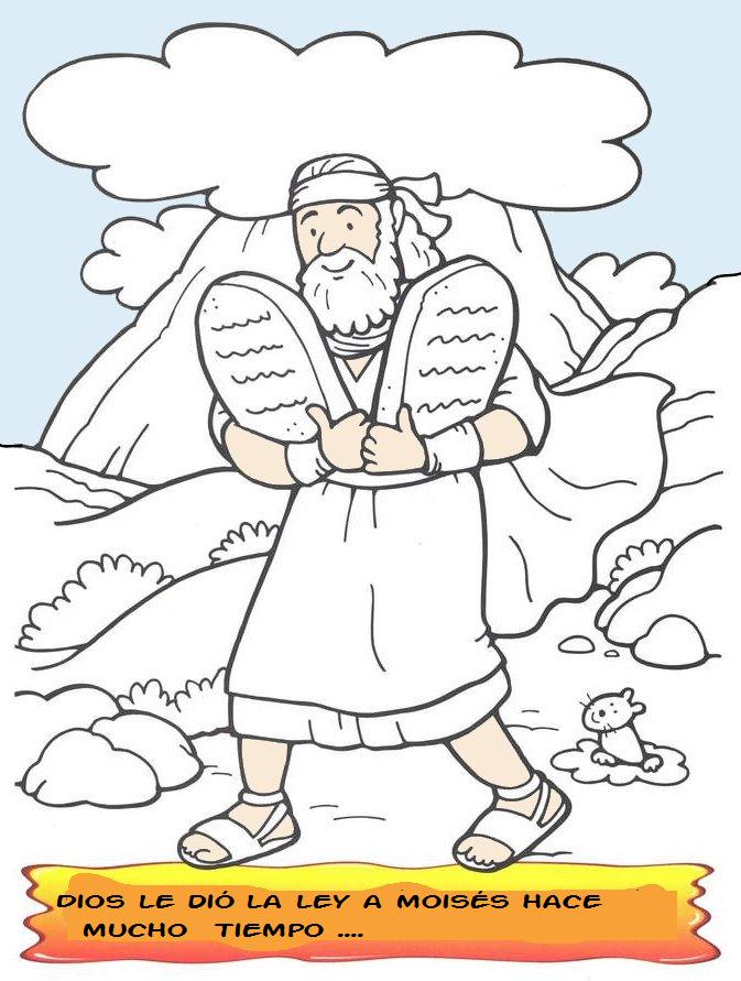 PASATIEMPOS Y CRUCIGRAMAS: ¿Qué son los 10 mandamientos?-Para niños