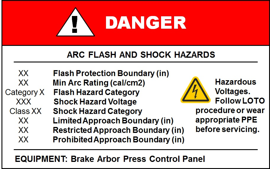 Electrical and Product Safety: Equipment Labeling Requirements ...