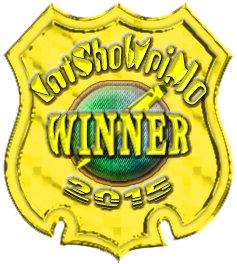 IntShoWriMo 2015: Winner!