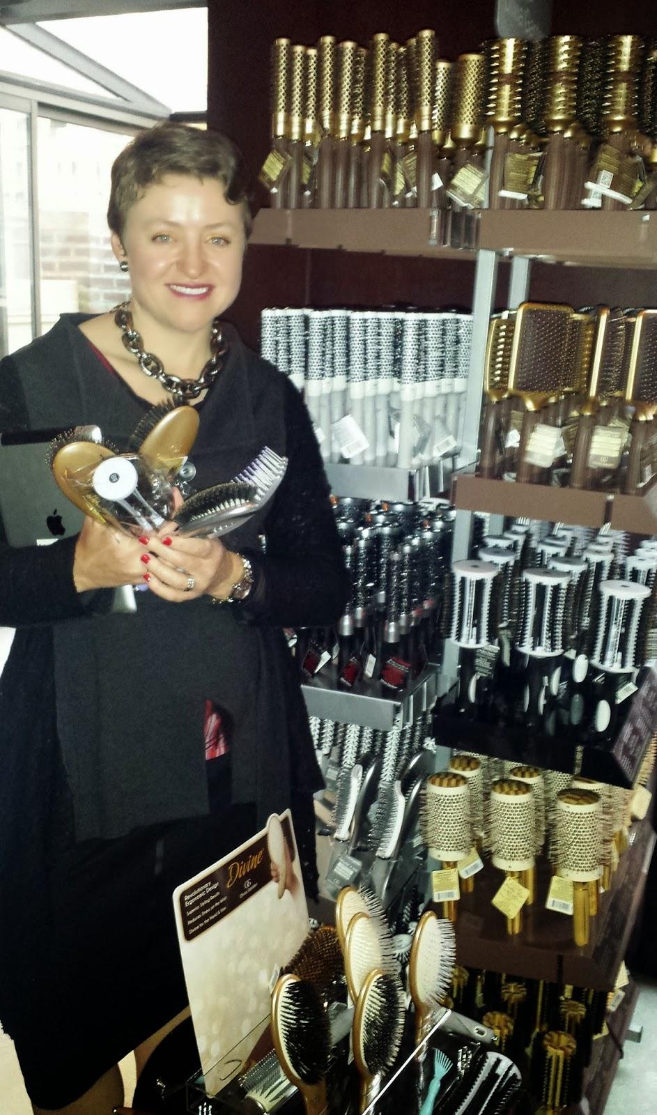 Brushing Up on Beauty Tools w/ Olivia Garden