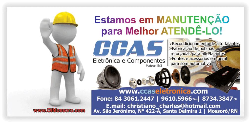 CCAS Eletronica e Componentes