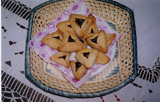 Hamantaschen Photo by Yoninah