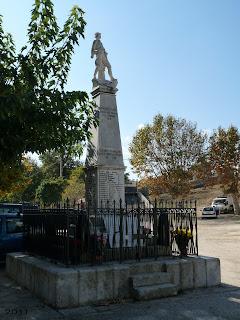 aullène monument aux morts