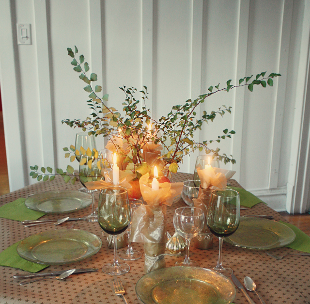 Apple orchard centerpiece dramatic and dirt cheap aunt