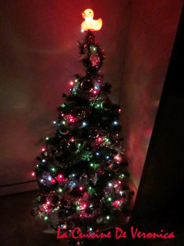 La Cuisine De Veronica 聖誕樹