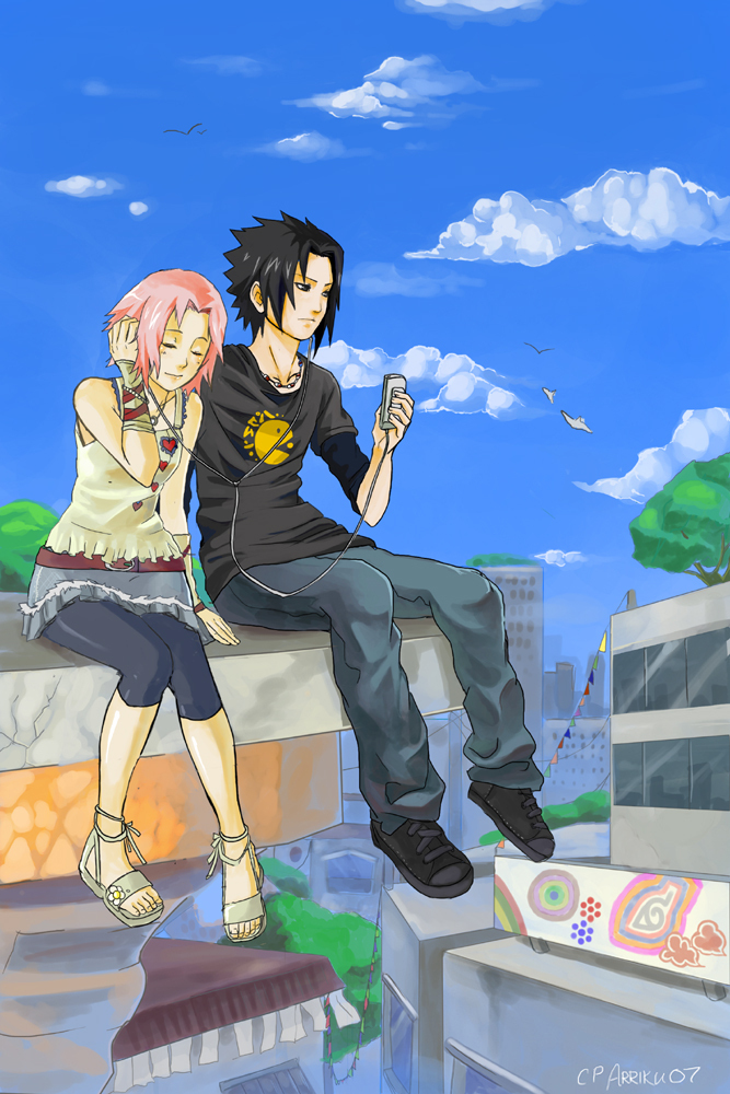 Sasuke dating sakura