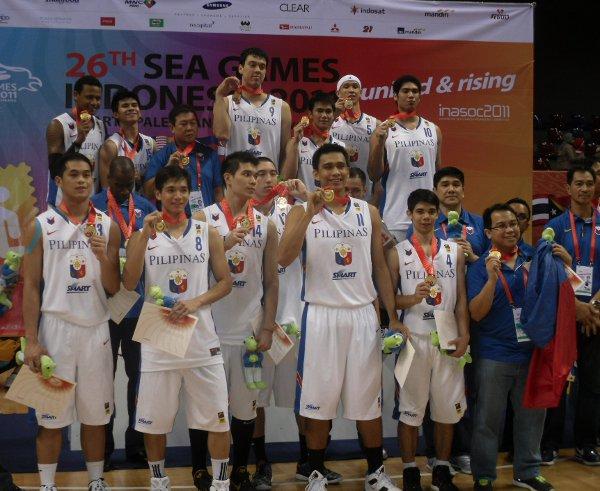 Korea News!: Philippines Sinag Basketballs gold shows talent gap.