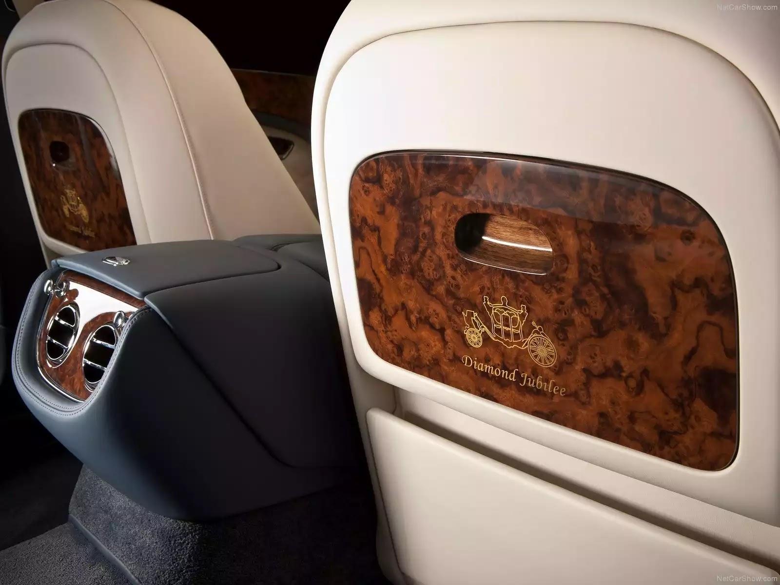 Hình ảnh xe ô tô Bentley Mulsanne Diamond Jubilee 2012 & nội ngoại thất