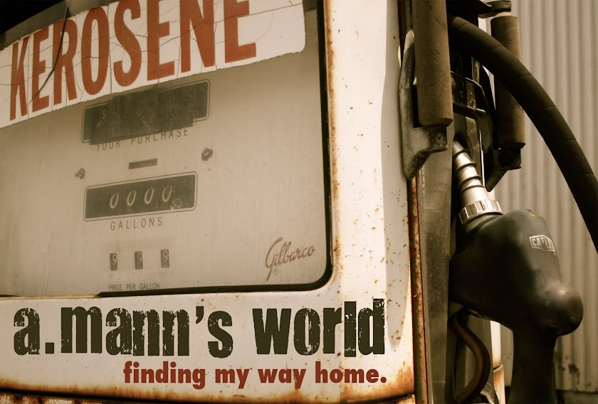 a.mann's world
