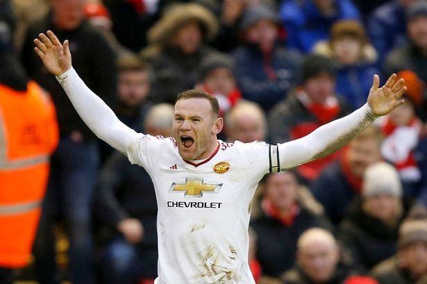 Rooney Saves LVG: Liverpool 0 Manchester United 1 (Full Time)