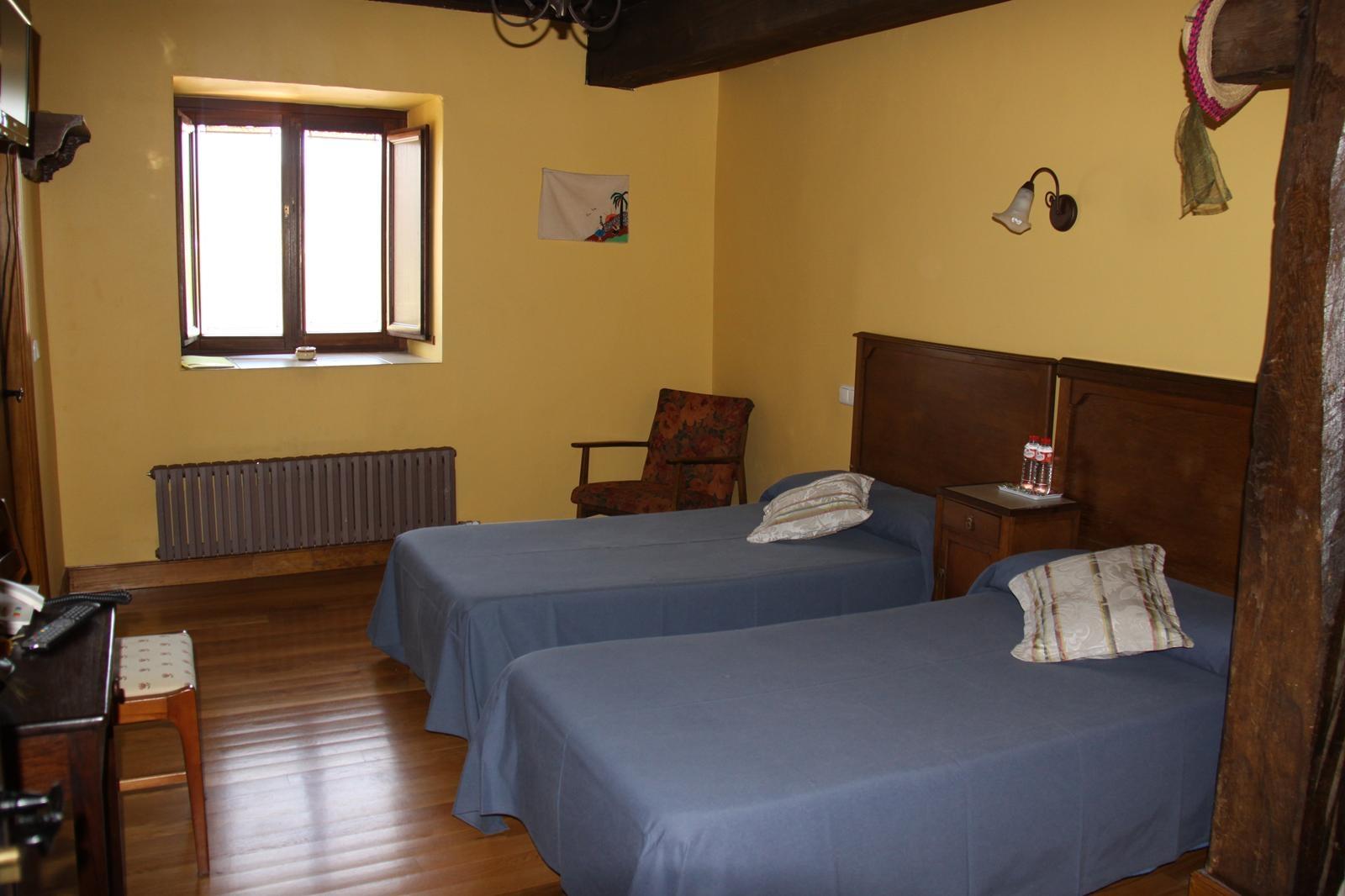 Casa rural bentazar en elosu legutiano alava pais for Casa rural 5 habitaciones