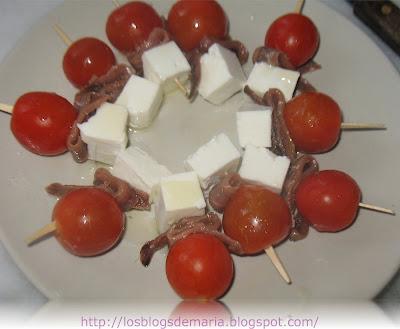Aperitivo de cherry,