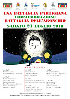 Commemorazione battaglia dell'Aronchio