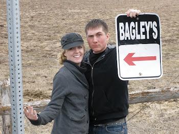 I'm sooooo a Bagley :)
