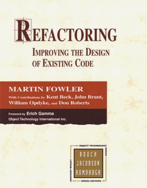 Best book to learn code refactoring