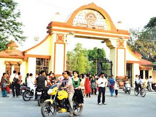 DDU Gorakhpur Admit Card 2013