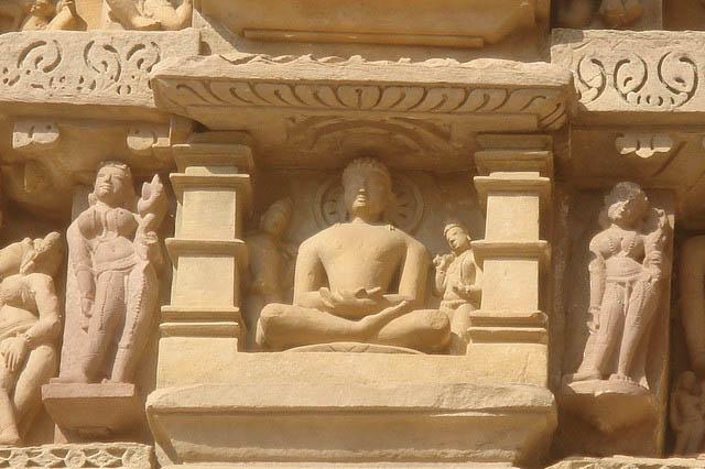 Khajuraho Group of Monuments at Khajuraho