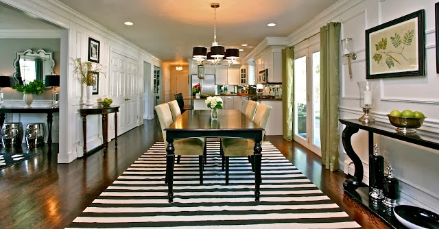 South Shore Decorating Blog: Kitchen Paneling Reveal
