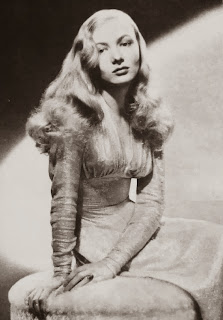 Actress Veronica Lake had Schizophrenia