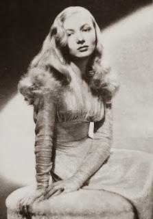 Actress Veronica Lake had Schizophrenia