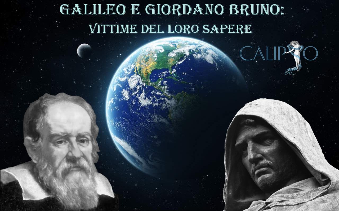 Galileo e Giordano Bruno