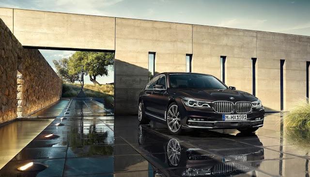 フルモデルチェンジ BMW 7シリーズ グレード