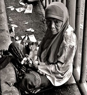 MESTI BACA Kisah Wanita Tua dan Uzur Dengan Seekor Kucing Di Tanah Suci Mekah