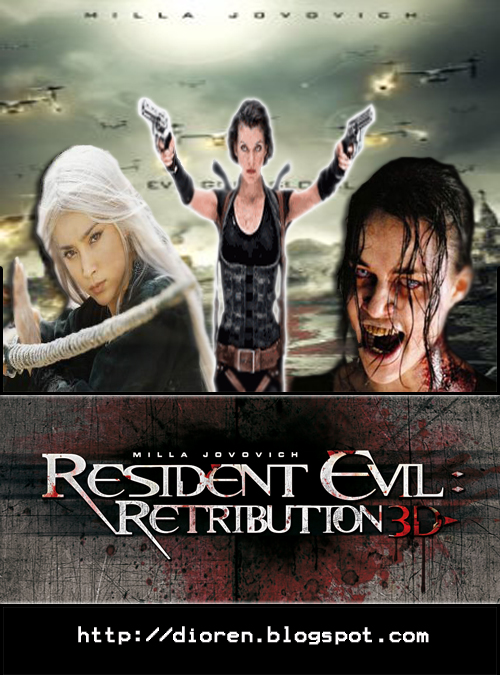 Watch Resident Evil: Retribution Free Stream Online