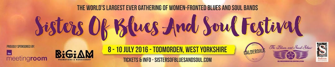 Sisters of Blues and Soul Festival
