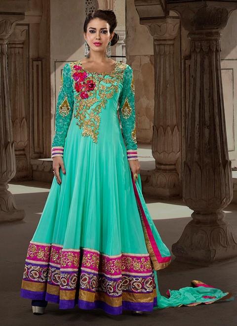 Best Anarkali Dresses From Famous Online Store | Anarkali ...