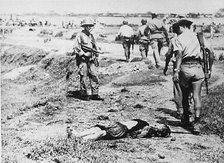 Guerra di Corea Robert Capa