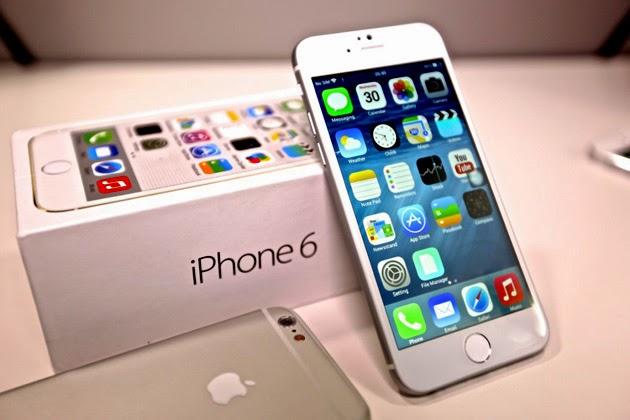 El nuevo iPhone 6 de Apple