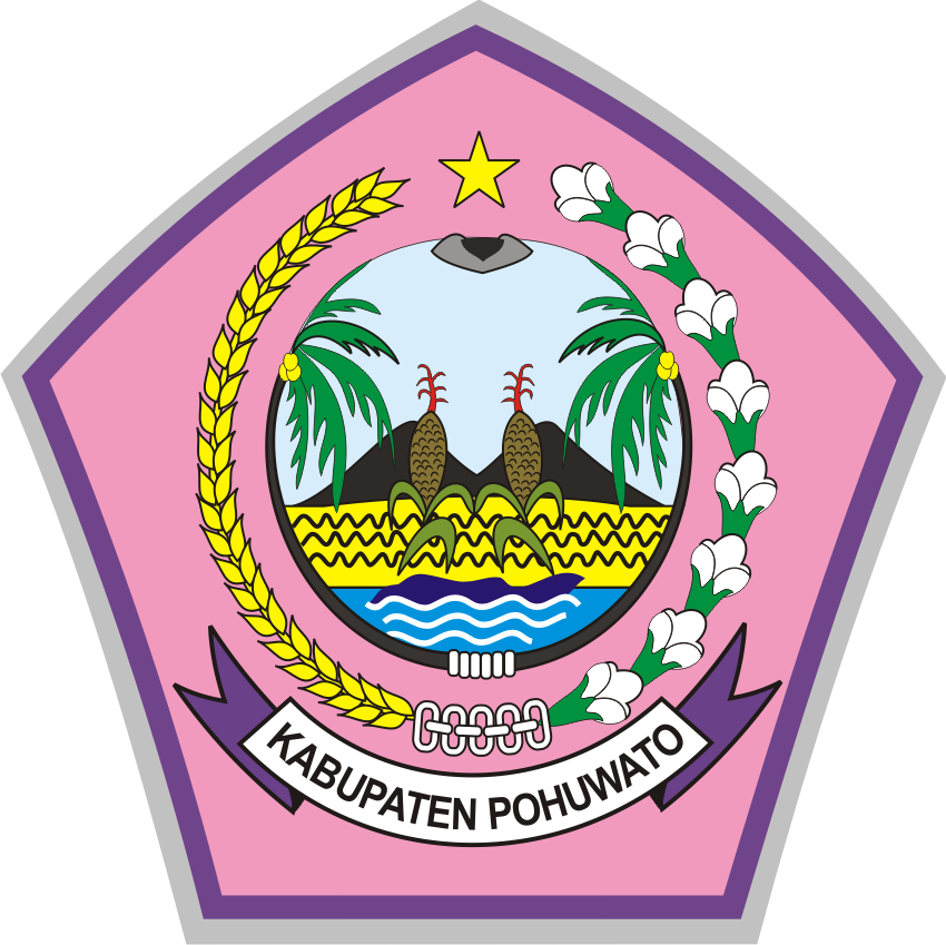 Logo Kabupaten Pohuwato Ardi La Madi S Blog