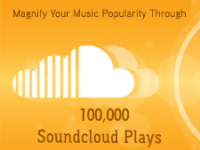 100000 Soundcloud Plays