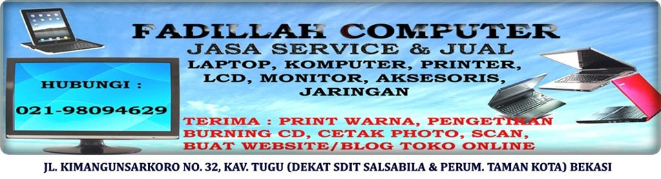 Iklan Komputer Murah