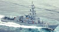 Almirante Padilla class frigate