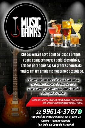 Music Drinks Iguaba
