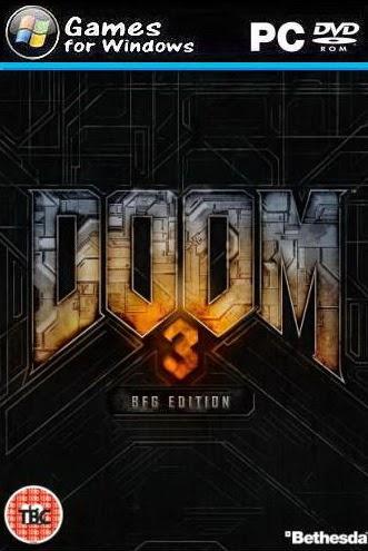 Gratis Download PC Game Doom 3 BFG Edition Full