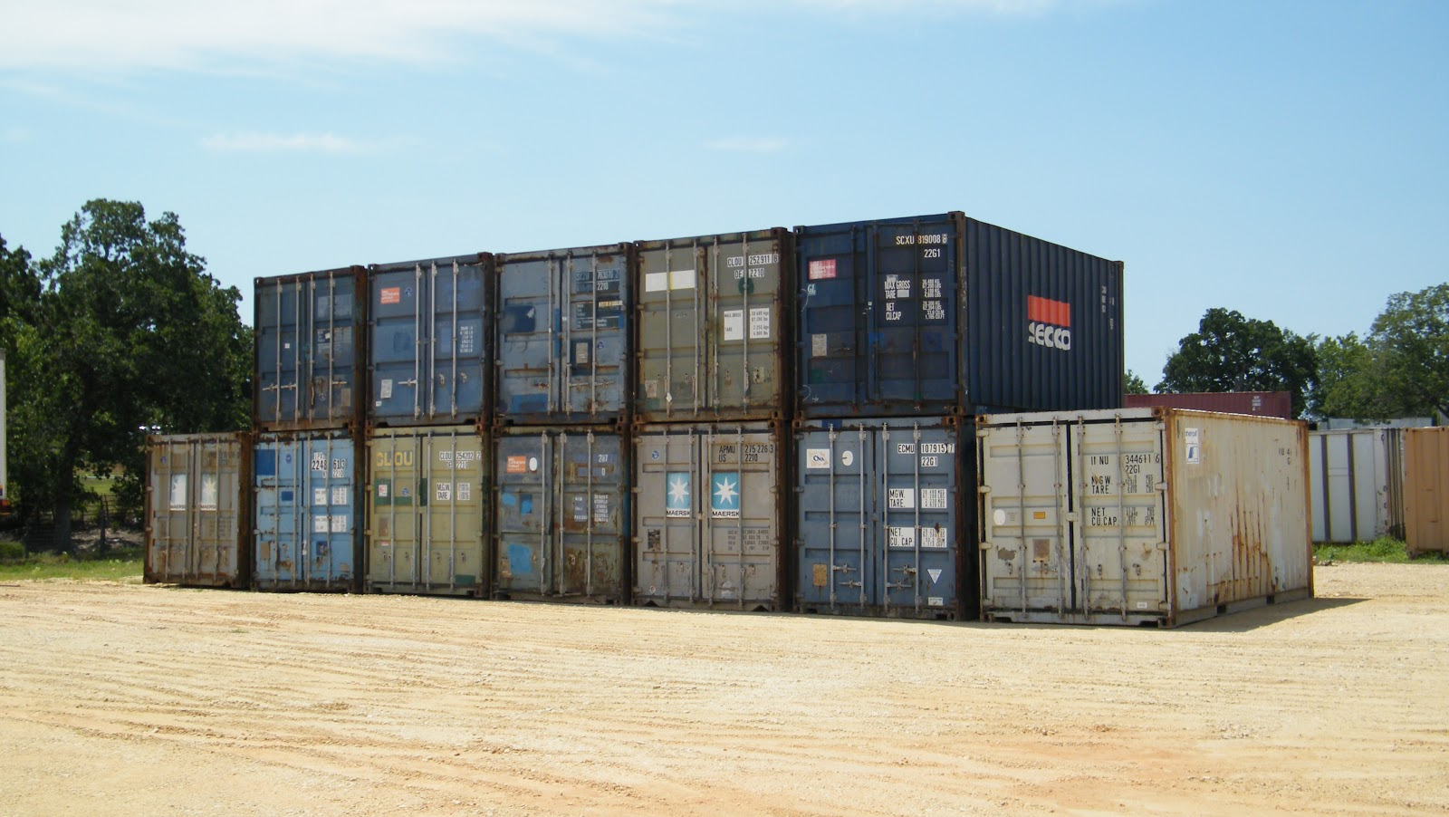 Texas container homes jesse c smith jr consultant august 2011 - Container homes texas ...