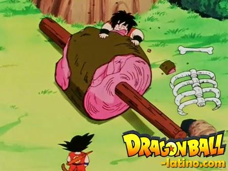 Dragon Ball capitulo 106