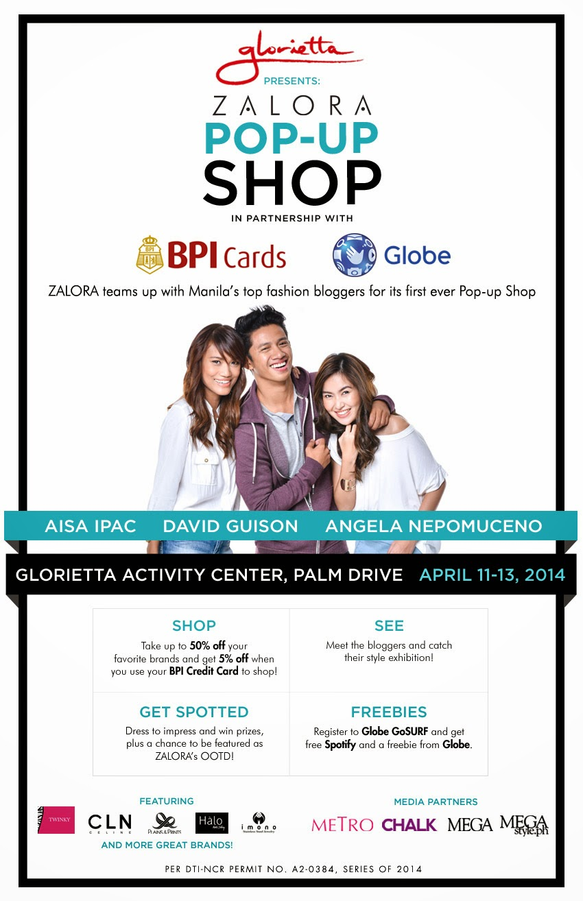 ZALORA: Pop-Up Shop Event