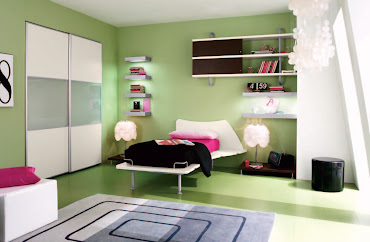 #7 Green Bedroom Design Ideas