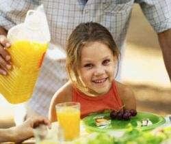 anak minuman buah
