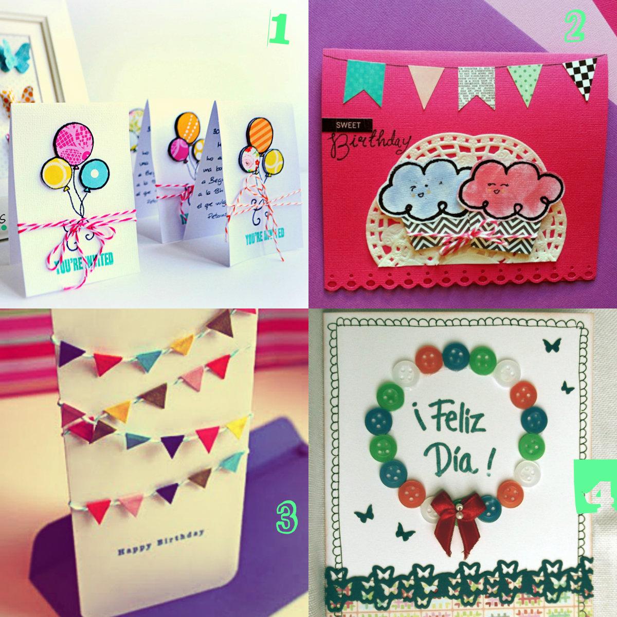 la felicidad de las cosas insignificantes ideas tarjetas
