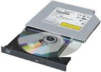 Perangkat input tidak langsung : dvd rom