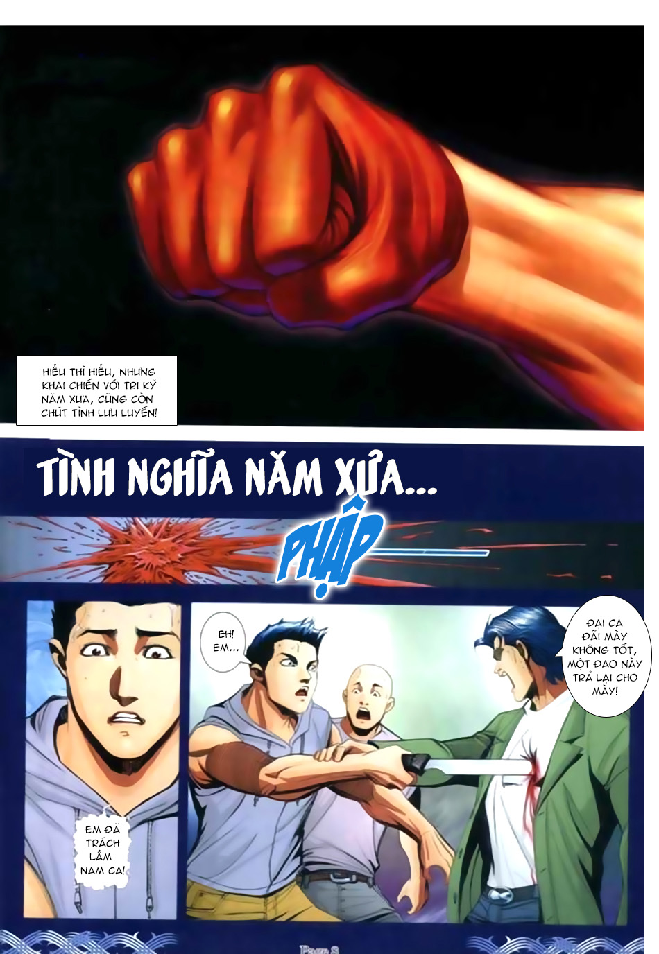 Người Trong Giang Hồ Chap 721 - Truyen.Chap.VN