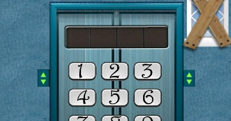 Solved 100 Floors Escape Level 31 To 35 Walkthrough