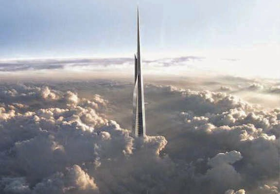The Kingdom Tower Aims To Be The New Tallest Building In The World
