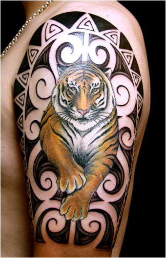 Tribal Tattoos - Find Something Exclusive